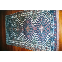 Kurdish Knotted Pile Rug, 2023. SALE