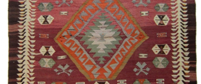 How Old is my Kilim Rug?