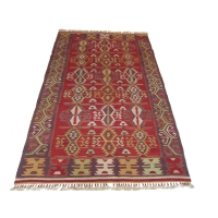 Turkish Kilim Rug, 2459
