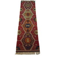 Turkish Kilim Runner, 2465