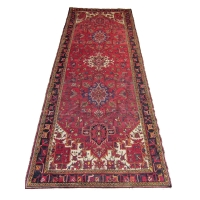 Kurdish Old Soumak  Rug, 2486