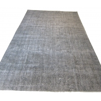 Overdyed Vintage Rug, 2561