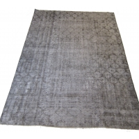 Overdyed Vintage Rug, 2563