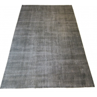 Overdyed Vintage Rug, 2568