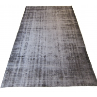 Overdyed Vintage Rug, 2571