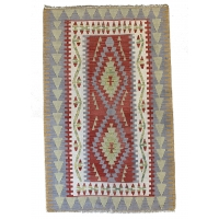Turkish Kilim Rug, 2663