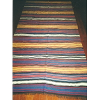 Turkish Kilim Rug, 753. SALE