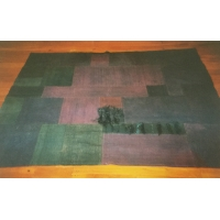 Patchwork Kilim Throw, 886.SALE