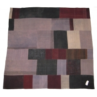 Patchwork Kilim Throw, 891. SALE