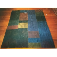 Patchwork Kilim Throw, 892. SALE
