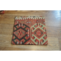 Kilim Cushion Cover, 40cm - 1804