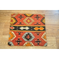 Kilim Cushion Cover, 40cm - 18111