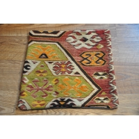 Kilim Cushion Cover, 40cm - 18116
