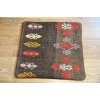 Kilim Cushion Cover, 40cm - 18125