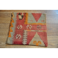 Kilim Cushion Cover, 40cm - 18126