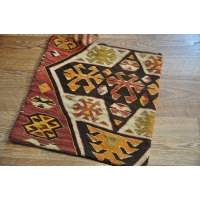 Kilim Cushion Cover, 40cm - 1814