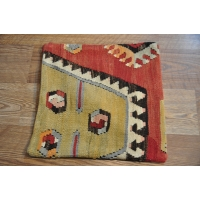 Kilim Cushion Cover, 40cm - 1826