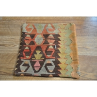 Kilim Cushion Cover, 40cm - 1844