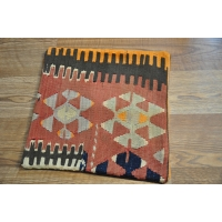 Kilim Cushion Cover, 40cm - 1845