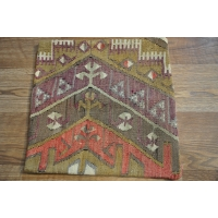 Kilim Cushion Cover, 40cm - 1849