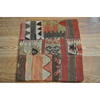Kilim Cushion Cover, 40cm - 1856