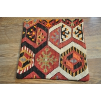 Kilim Cushion Cover, 40cm - 1860