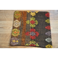 Kilim Cushion Cover, 40cm - 1864