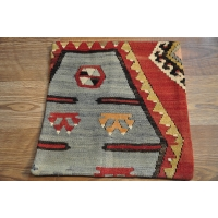 Kilim Cushion Cover, 40cm - 1865