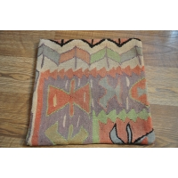 Kilim Cushion Cover, 40cm - 1872