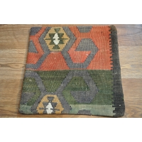 Kilim Cushion Cover, 40cm - 1873