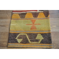Kilim Cushion Cover, 40cm - 1877