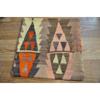 Kilim Cushion Cover, 40cm - 1879