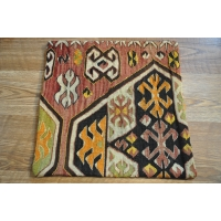 Kilim Cushion Cover, 40cm - 1880