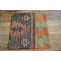 Kilim Cushion Cover, 40cm - 1887