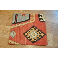 Kilim Cushion Cover, 40cm - 1892