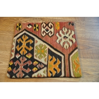 Kilim Cushion Cover, 40cm - 1897