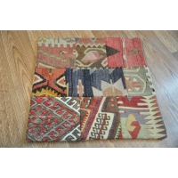Kilim Cushion Cover, 50cm - 1805