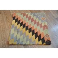 Kilim Cushion Cover, 50cm - 1809