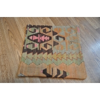 Kilim Cushion Cover, 45cm - 1810