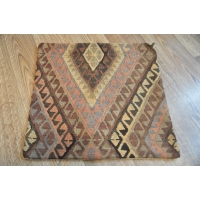 Kilim Cushion Cover, 50cm - 1820