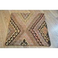 Kilim Cushion Cover, 50cm - 1821