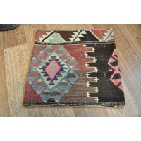 Kilim Cushion Cover, 50cm - 1822