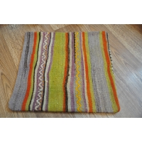 Kilim Cushion Cover, 50cm - 1823
