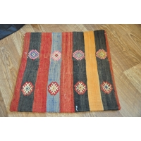 Kilim Cushion Cover, 50cm - 1824