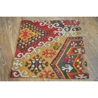 Kilim Cushion Cover, 50cm - 1829