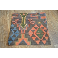 Kilim Cushion Cover, 50cm - 1830