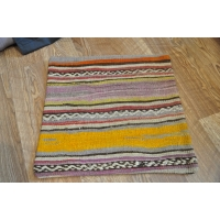 Kilim Cushion Cover, 50cm - 1833