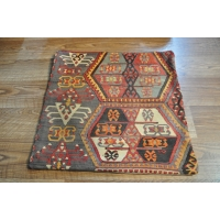 Kilim Cushion Cover, 60cm - 1801