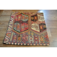 Kilim Cushion Cover, 60cm - 1803