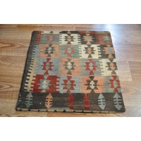 Kilim Cushion Cover, 60cm - 1812